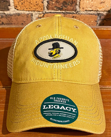 Appalachian State Legacy Old Favorite Trucker Hat