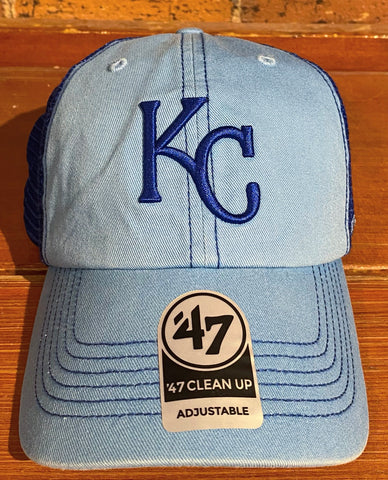 Kansas City Royals 47 Brand Mesh Hat