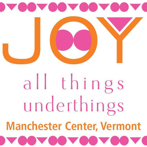 $150- JOY all things underthings Gift Card