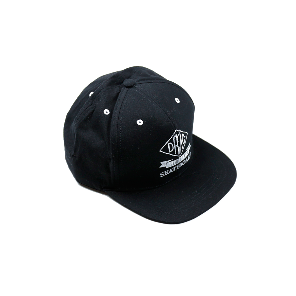 Gorra Destroy Skateboard Black