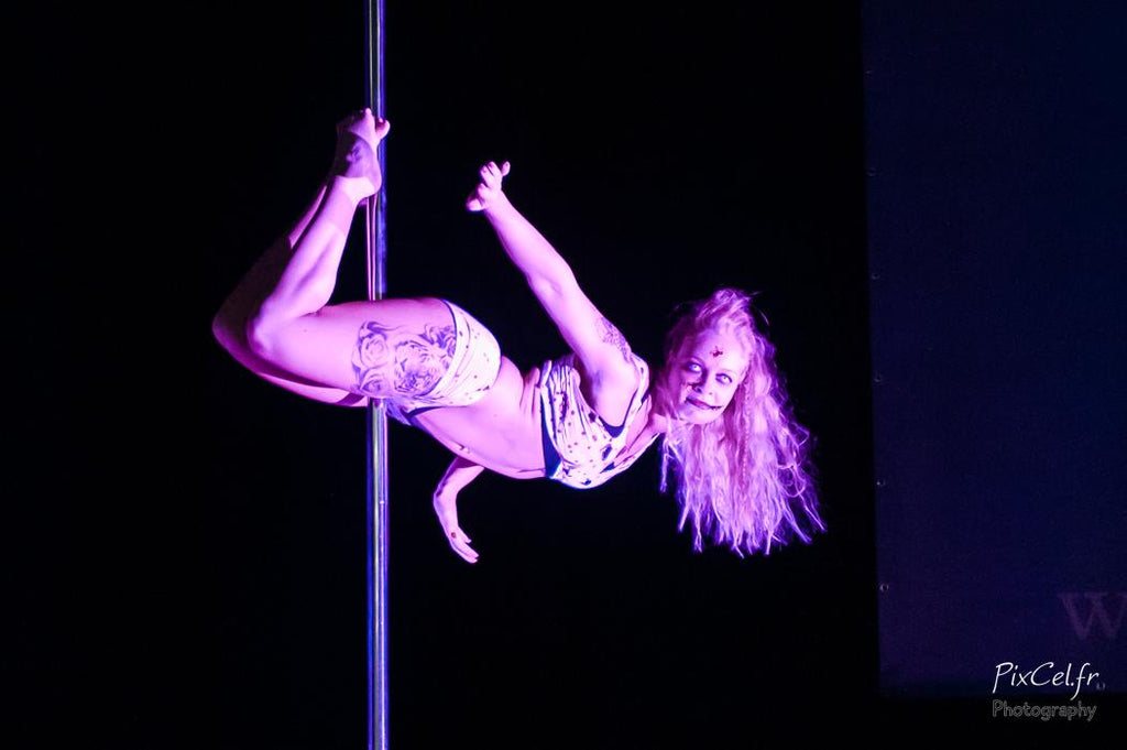 "The insanely fun and renewed prize-giving ceremony at ""Pole & Aerial competition Firelilly""!"