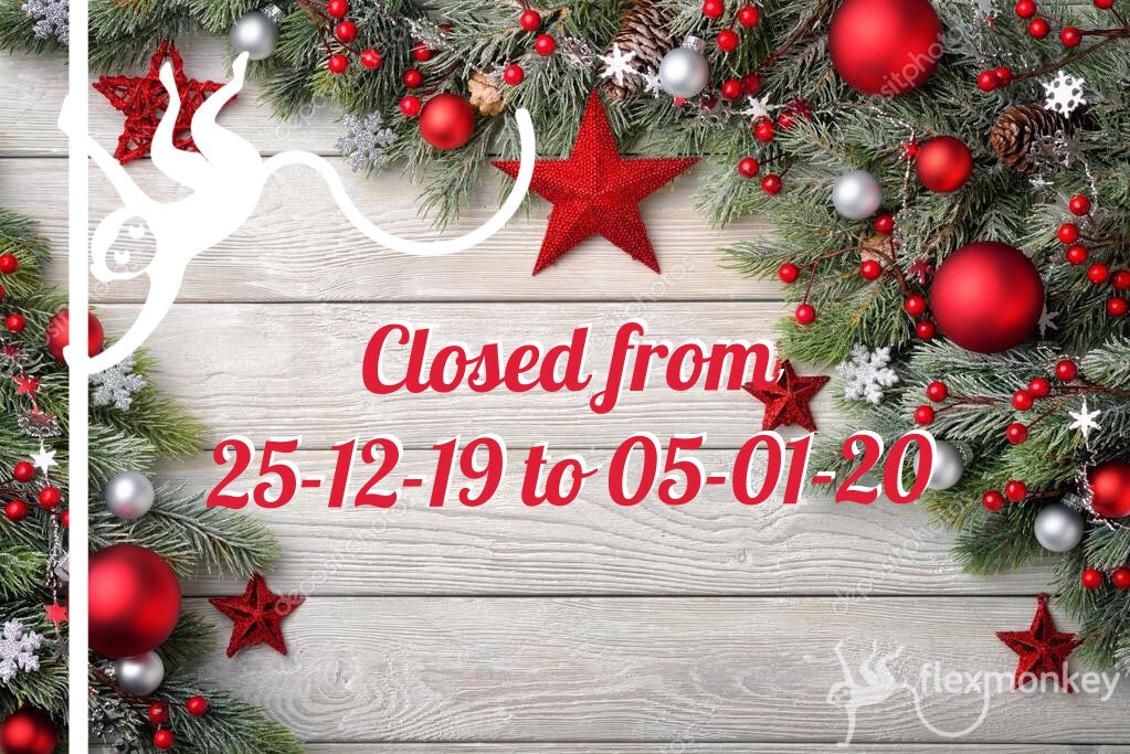 SHOPPING DEADLINE 16 december 2019