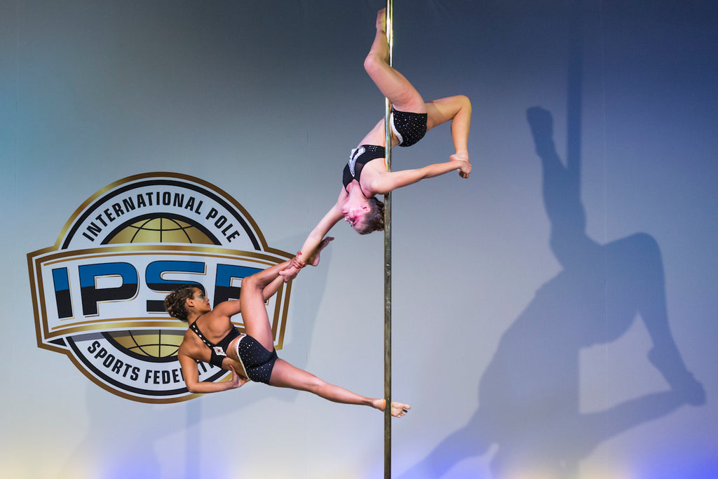 How do you prepare a duo act pole dancing? DuoPoleNotti reveals their secret