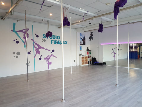 pole dance & aerial studio, Firelily, Open Pole & Aerial konkurrence, fle ,monkey Pole ,ear paaldanskleding poleshop
