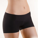 Dragonfly short fitness paaldans yoga zwart black