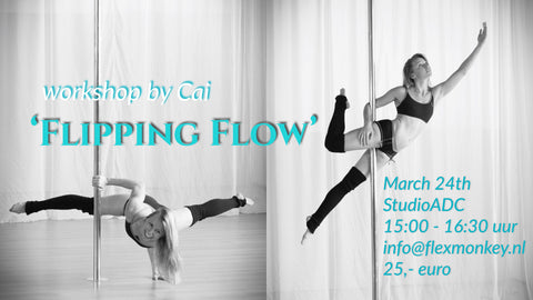Workshop 'Flipping Flow' by Cai