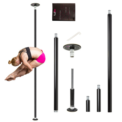 LUPIT POLE DIAMOND G2 - PowderCoat incl verzending - Flexmonkey Polewear