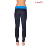 legging yoga pants fitness lycra leggings sport dragonfly