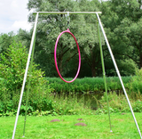 Aerial hoop INCLUSIEF verzending (zero, one and two point) - Flexmonkey Polewear