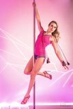 Multi paaldans topje Craddle spin - PoleFashion - Flexmonkey Polewear