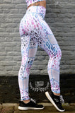 Flexmonkey Leggings- Fantasy Jaguar * LIMITED EDITION * - Flexmonkey Polewear