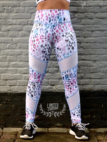 Flexmonkey Legging for kids 'Jaguar' - Flexmonkey Polewear