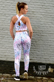 Flexmonkey leggings - Fantasy Jaguar - Flexmonkey Polewear