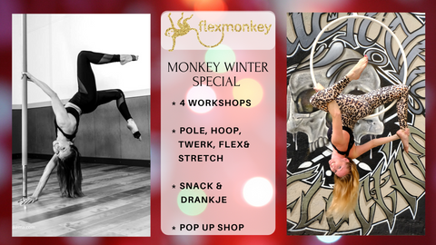 Flexmonkey winter special - Flexmonkey Polewear
