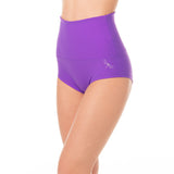Dragonfly Betty - velvet fitness short - Flexmonkey Polewear