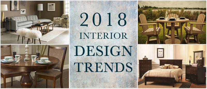 Interior Design Trends 2018: Part Two