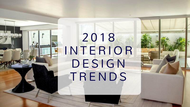 2018 Home Decor Trends: A Look Back