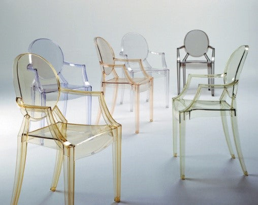 Three Featured Designers - Philippe Starck, Tom Dixon and Karim Rachid