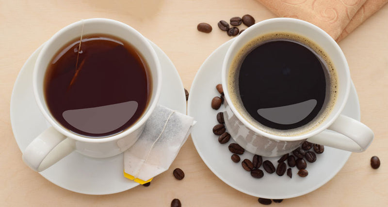 Are you a Coffee or Tea Household?