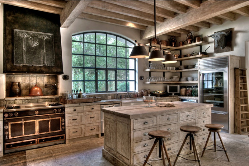 How to Create A Rustic Kitchen