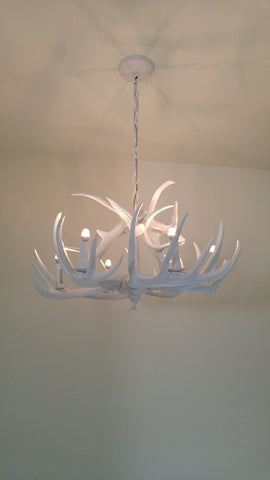 Antler Ceiling Light