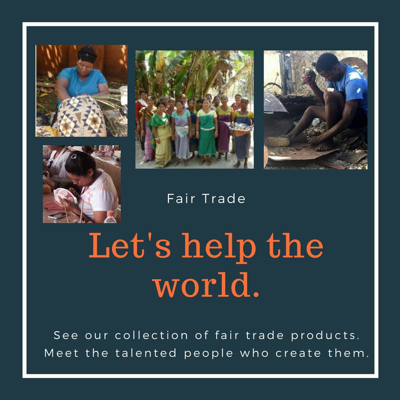 Fair Trade Home Décor Products