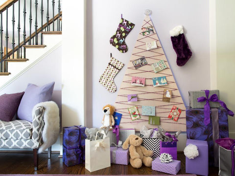 Christmas Tree for Small Spaces - Adley & Company Inc.