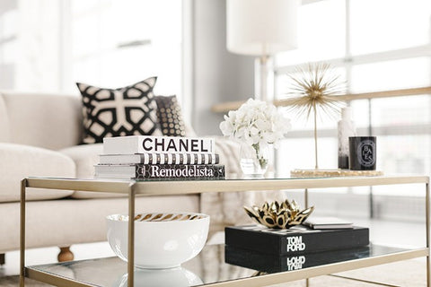 How to Style a Coffee Table - Adley & Company Inc.