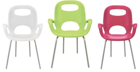 Karim Rashid Oh Chairs - Adley & Company Inc.