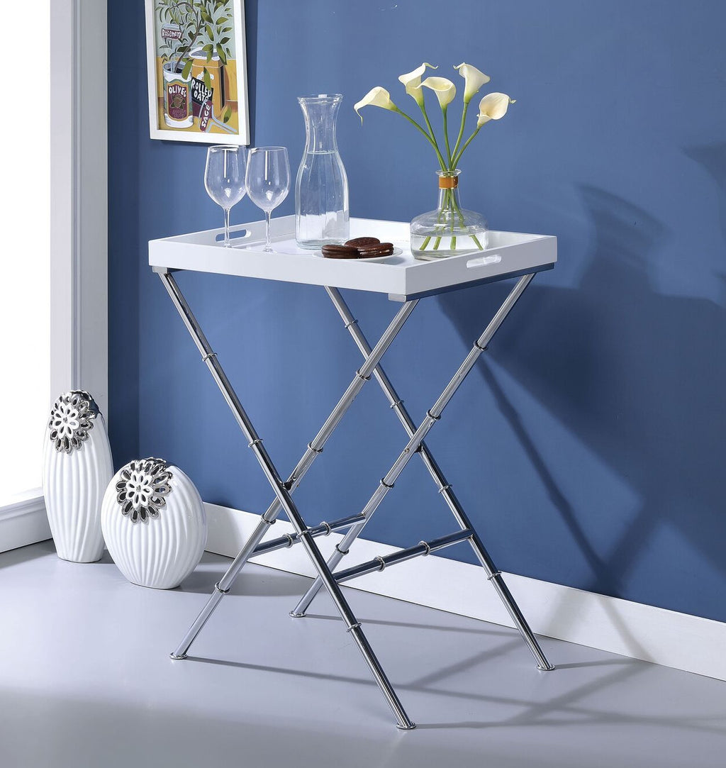 Modern Metal Tray Tables