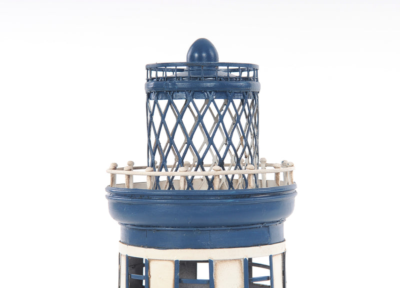 Vintage Model Lighthouse,decorative object,Adley & Company Inc.