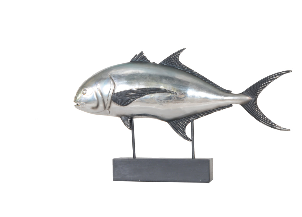 Tuna Fish Statue,statue,Adley & Company Inc.