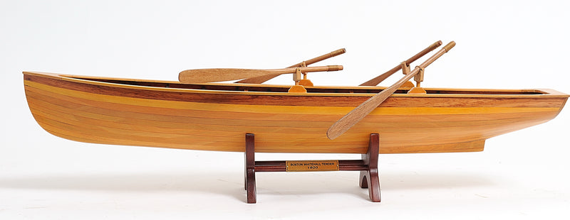 Boston Tender Model Rowing Boat,model car,Adley & Company Inc.