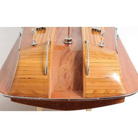 1960s Riva Aquarama Model Boat,model boat,Adley & Company Inc.