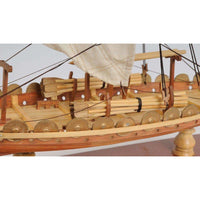 Drakkar Viking Model Boat,model ship,Adley & Company Inc.