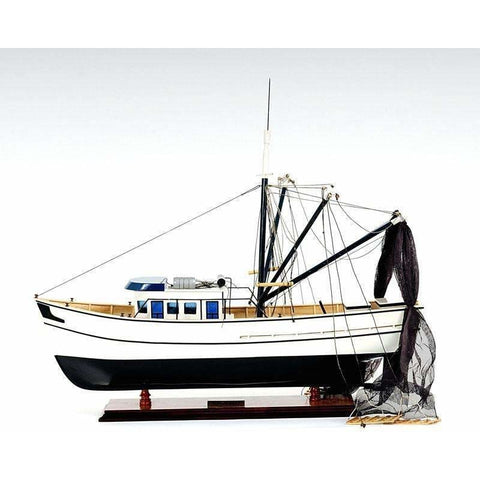 Forrest Gump Model Shrimp Boat