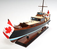The Yacht Dolphin Model Boat,model boat,Adley & Company Inc.