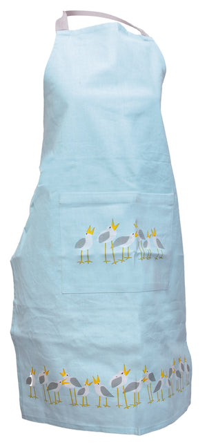 Seagulls Cotton Full Apron,apron,Adley & Company Inc.