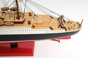 Queen Mary Model Ship
