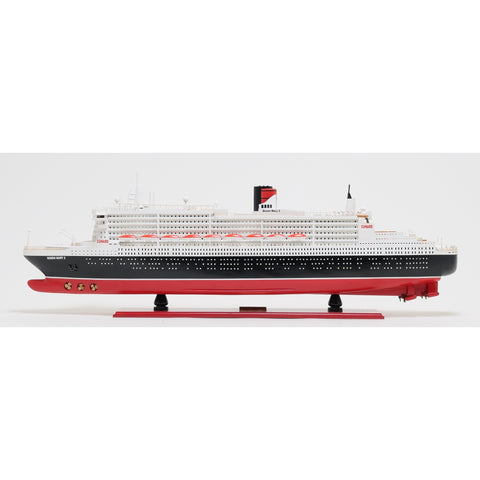 Queen Mary II Model Ship