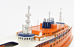 Staten Island Ferry Model Boat,model boat,Adley & Company Inc.