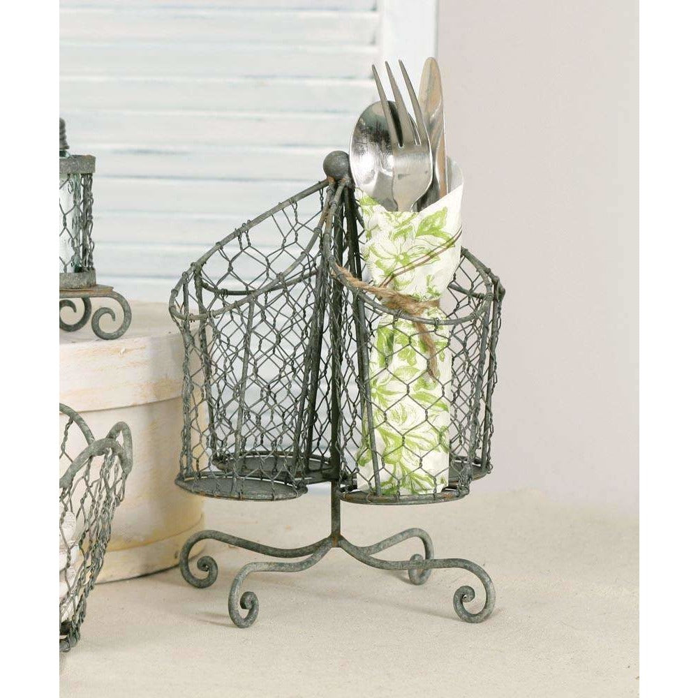 Wire Metal Spinning Caddy,caddy,Adley & Company Inc.