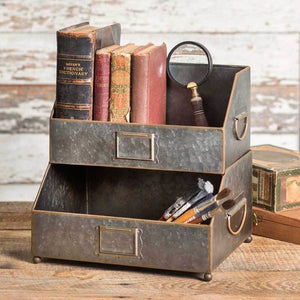 Desktop Metal Caddy,caddy,Adley & Company Inc.