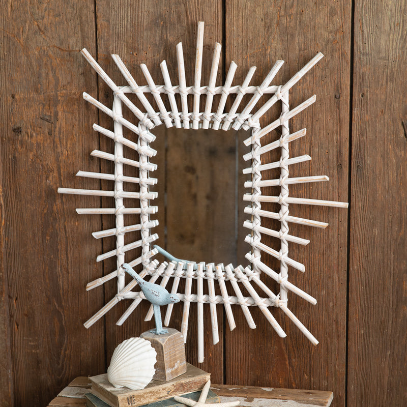Calypso Sunburst Wall Mirror