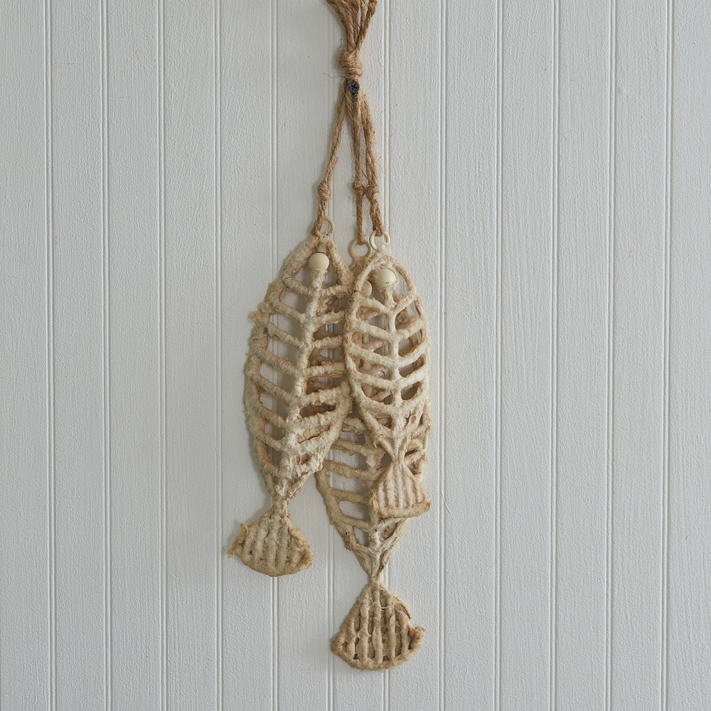 Pesce Fish Bones, Wall Decor