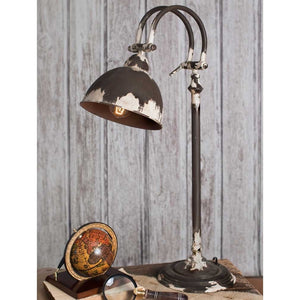 Industrial Vintage Style Adjustable Table Lamp,lamp,Adley & Company Inc.