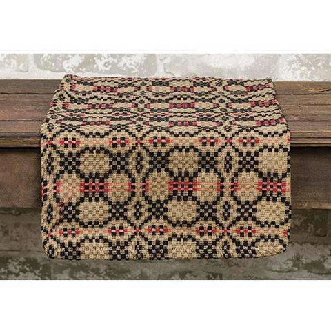 Patriot's Knot Woven Table Runner
