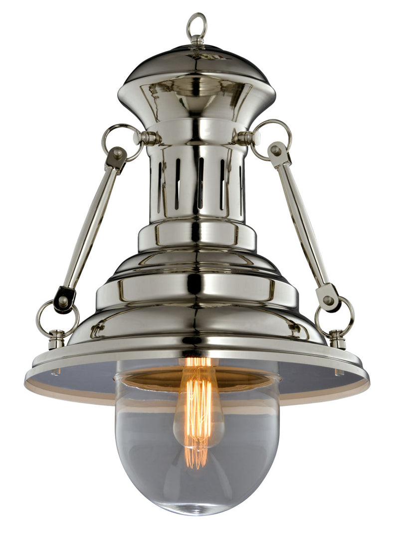 Industrial Steel Nautical PendantLamp,pendant light,Adley & Company Inc.