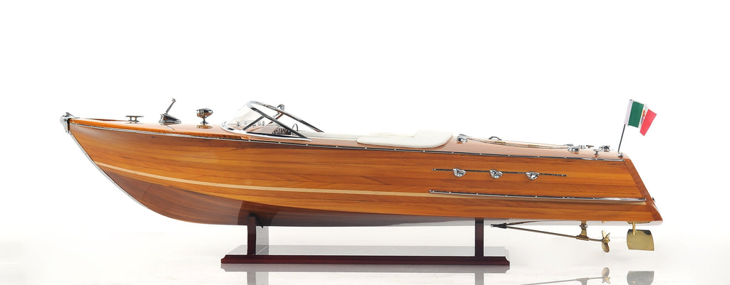 Riva Ariston Model Boat,model boat,Adley & Company Inc.