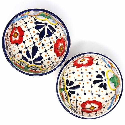 Fair Trade Mexican Bowls, Set of 2